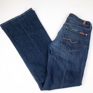 7 For All Mankind Women's Designer Jeans Size 27